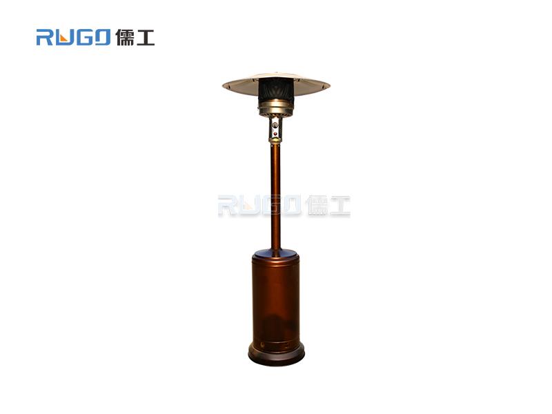 傘型燃氣熱風機